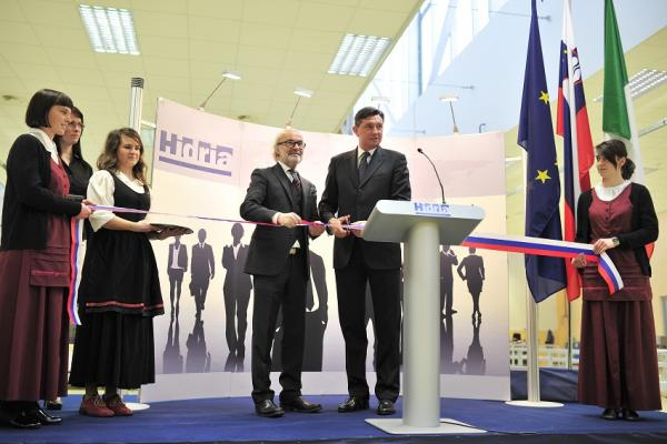 Hidria celebrates the opening of a new Technology Centre in Koper