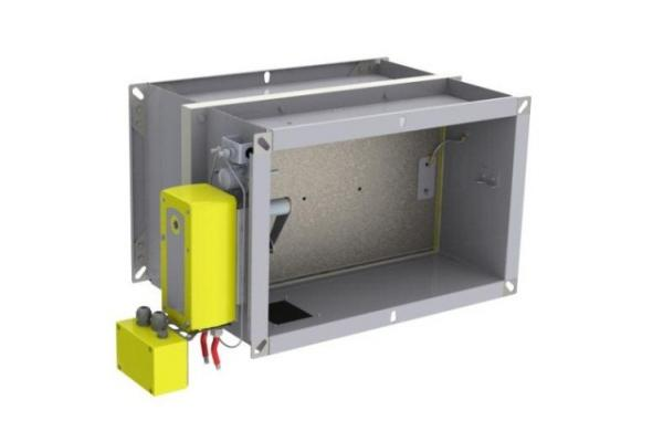 New family of PL-19 Ex fire dampers for explosive environments with CE marking