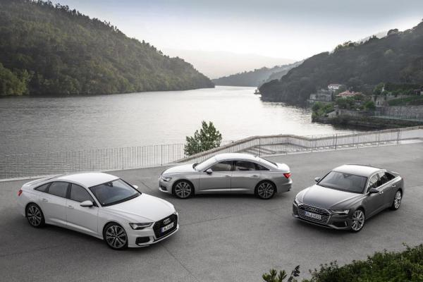 New Audi A6 and A7 using Hidria's green technologies